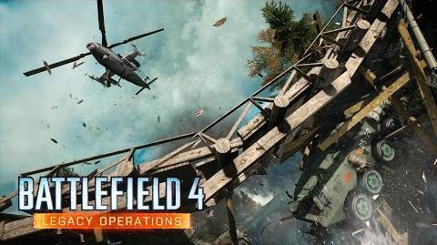 Battlefield 4 Legacy Operations Gameplay Playtesting Trailer