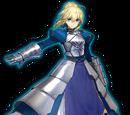 アルトリア・ペンドラゴン(Fate/EXTELLA)