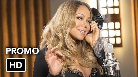Thereselovesyou/New Character 'Kitty' Played By Mariah Carey SNEAK PEEK