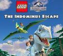 LEGO Jurassic World: Indominus rexin pako
