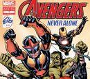 Avengers: Never Alone Vol 1