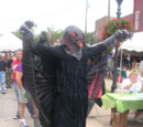 5th Annual Mothman Festival 2006
