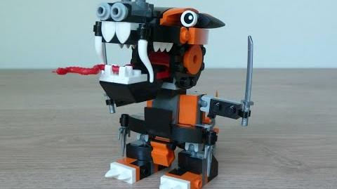 LEGO MIXELS SERIES 9 NINDJAS MAX Instructions Cobrax Spinza Mysto