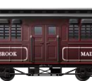 Passenger and Mail Wagons