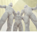 Ultraman Tiga (character)/Gallery