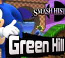 Sonic the Hedgehog's Green Hill Zone