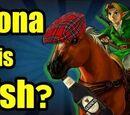 The Origin of Zelda's Epona will RUIN your Childhood