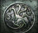 Insignia of the Targaryen Kingsguard