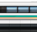 19 Power Maglev Locomotives