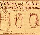 Butterick 4078 E