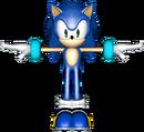 Smash Bros Wii U Sonic Alt Costume Model 2.png