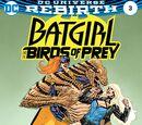 Batgirl and the Birds of Prey Vol 1 3
