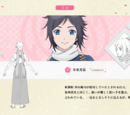 Touken Ranbu Hanamaru Character Design