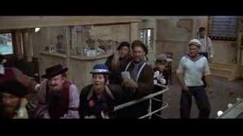 Popeye - I Yam What I Yam - Robin Williams Shelley Duvall