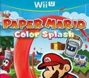 Paper Mario: Color Splash