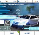 Mercedes-Benz CLA 45 AMG Racing Series