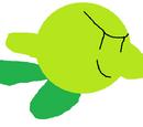 Green Kirby (Original)