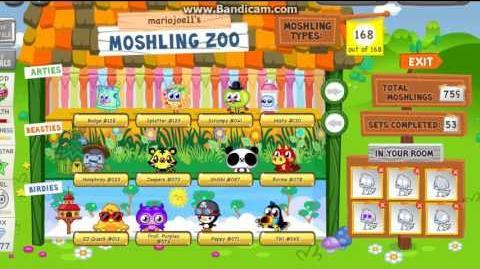 Moshi Monsters - Wave In-game