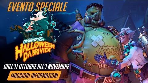 Overwatch Halloween da brividi
