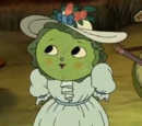 Cabbage Gal