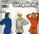 Simplicity 9927 B