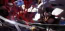 Azrael (Centralfiction, arcade mode illustration, 1, type B).png