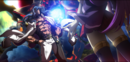 Azrael (Centralfiction, arcade mode illustration, 3).png