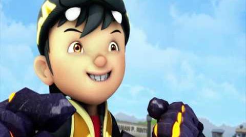 Ucapan Selamat Ulang Tahun Dari BoBoiBoy - Kilau Raya MNCTV 25