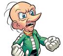 Pre-Super Genesis Wave characters