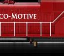 11 Power Diesel Locomotives