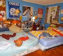 Axl and Bricks Bedroom