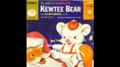 Mae Questel - Kewtee Bear Theme