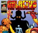 Galactus the Devourer Vol 1 1