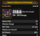 Hellacious Hell Slinger