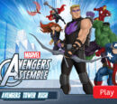 Avengers Assemble: Tower Rush