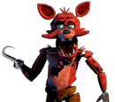 Five Nights at Freddy's Villens