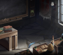 History of Magic Professor's Office