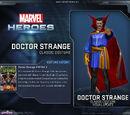 Doctor Strange/Costumes