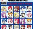 "Smart Phone App ""Aikatsu! Photo on Stage!!"" Split Single Photokatsu! - EP02"