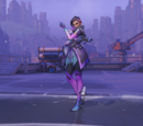 Sombra/Skins and Weapons