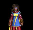 Captain Marvel/Team-Up