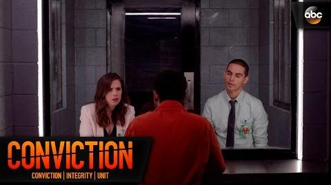 Hayes and Frankie Discover a Shocking Twist - Conviction