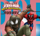 Marvel Universe: Ultimate Spider-Man: Web-Warriors - Spider-Verse: Part 4