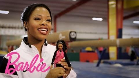 Gabby Douglas Barbie Doll (2016)
