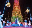 Tree Lighting Ceremony (Hong Kong Disneyland)