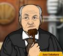 Juez Takakura