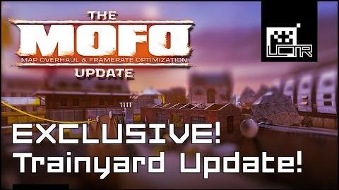 DirtyBomb *EXCLUSIVE* - Trainyard PTR Update Changes!! (MOFO Update)