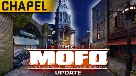 Chapel Looks AMAZING - The MOFO Update Dirty Bomb