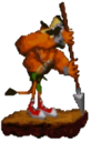 Crash Bandicoot XS The Huge Adventure Tiny Tiger.png
