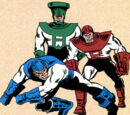 Triumvirate of Terror (Earth-616)